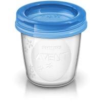 Контейнеры для хранения грудного молока Philips AVENT, 5 шт.