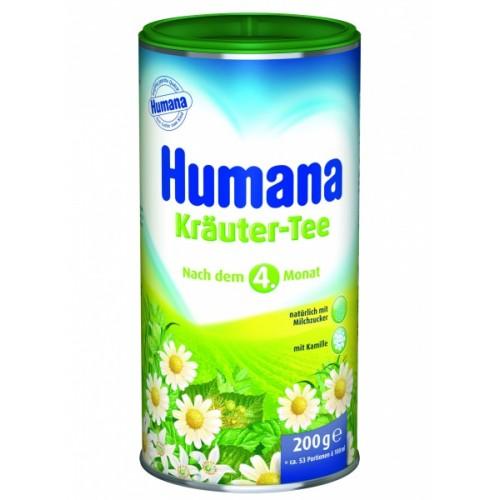 Чай Humana травяной сбор с ромашкой, 200 г